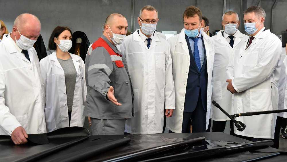 Брянской и Калужской областям предложили совместные производственные проекты