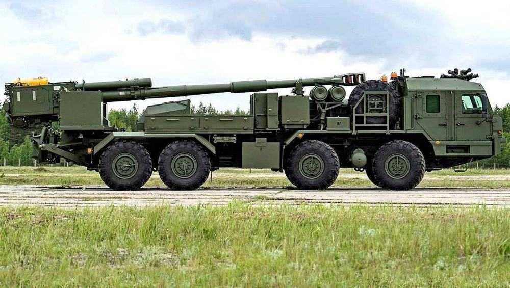Вездеход Брянского автозавода с орудием «Мальва» примут на вооружение в ВДВ