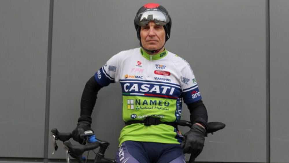 Брянский учитель решил за 10 дней проехать на велосипеде 1418 километров