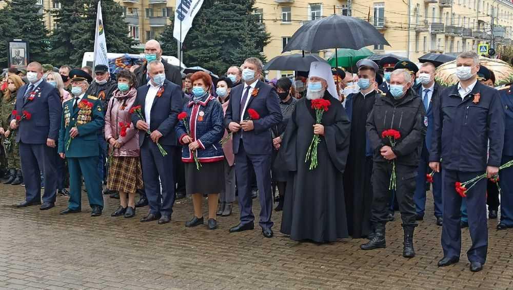 Брянский губернатор Богомаз открыл «Вахту Памяти»