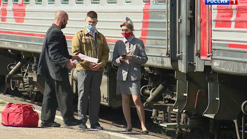 Проводниками в поездах станут на все лето 70 студентов из Брянска