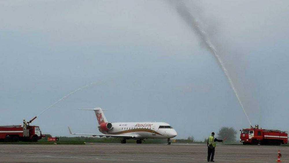 В аэропорту Брянска открыли авиарейсы из Калининграда и назад