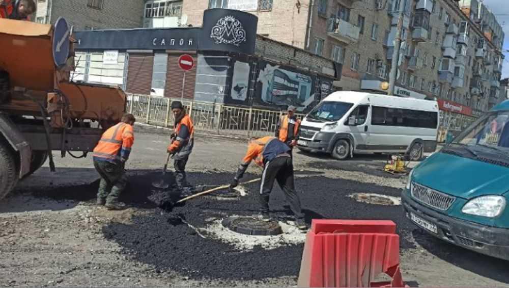 В Брянске отказались от ямочного ремонта в пользу восстановительного