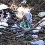 Нечистоплотные жители Дятькова загадили родник «Три колодца»