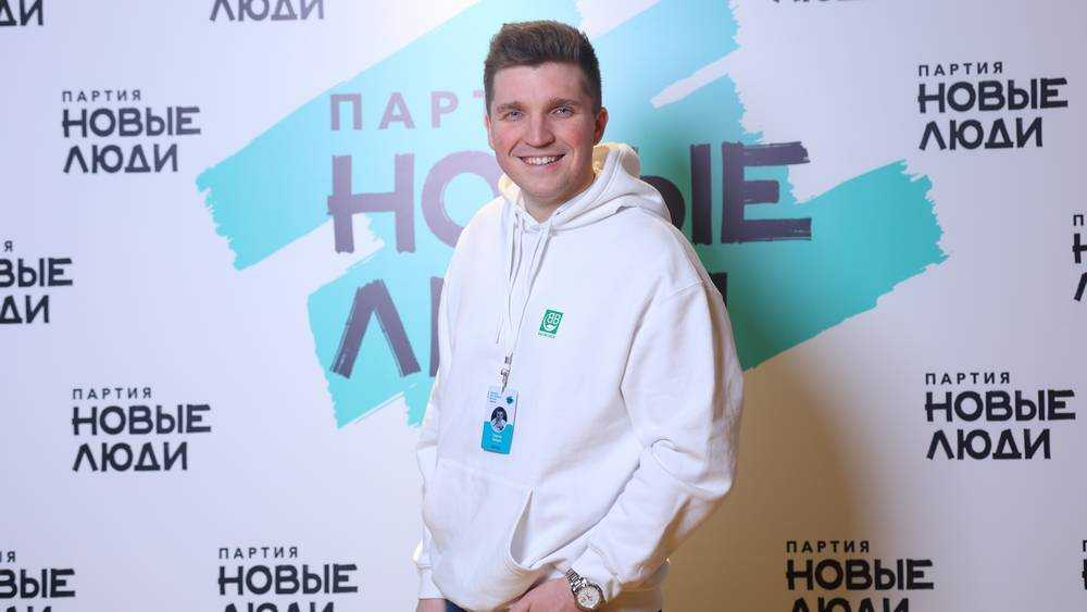 Партия «Новые люди» идет на выборы с лучшим предпринимателем России
