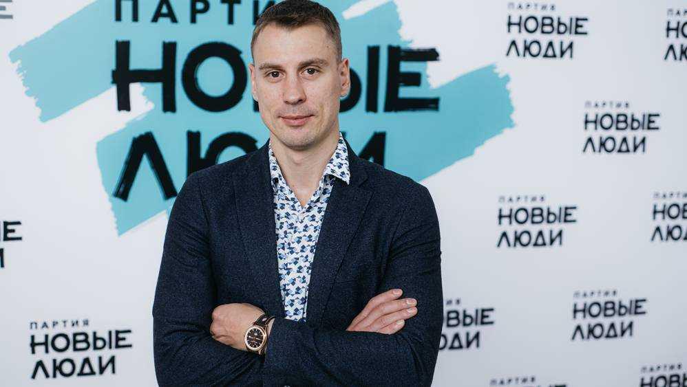 Брянский предприниматель идет в политику с партией «Новые люди»