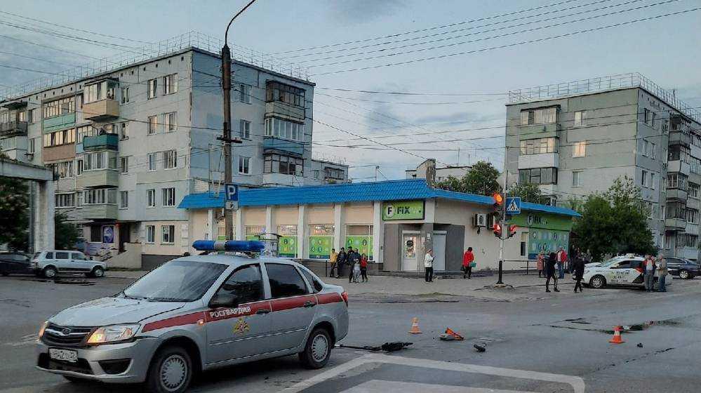 Брянские следователи возбудили уголовное дело по факту аварии с участием Росгвардии