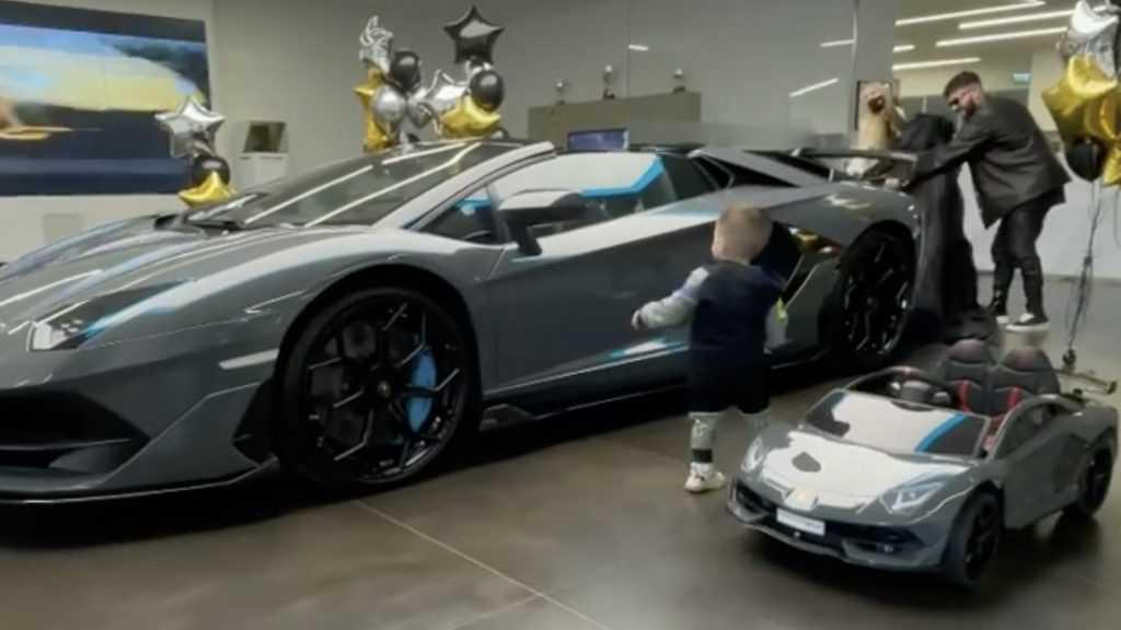 Тимати предложили поменять Lamborghini на помощь Брянской области