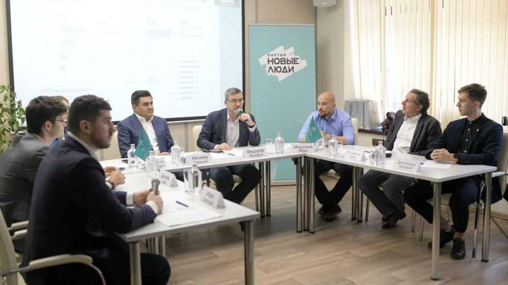 Партия «Новые люди» предлагает учить предпринимательству со школьной скамьи