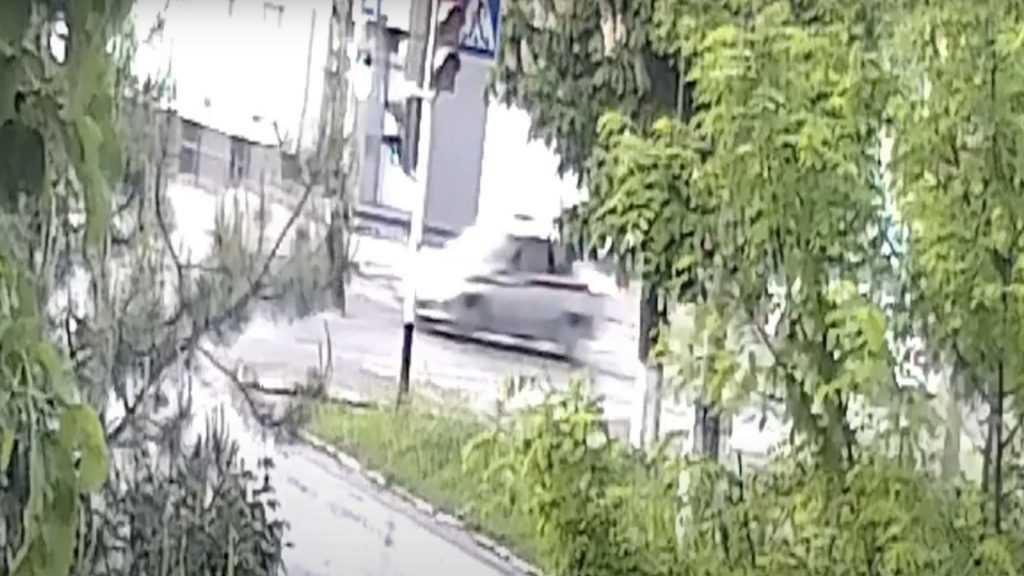 Следователи установят вину сбившего детей брянского сотрудника Росгвардии