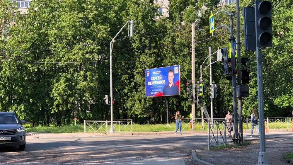 В Брянске на улице Брянского фронта дорожники установили 2 новых светофора