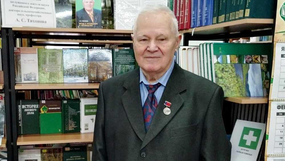 Ушел из жизни профессор и лесовод Анатолий Тихонов