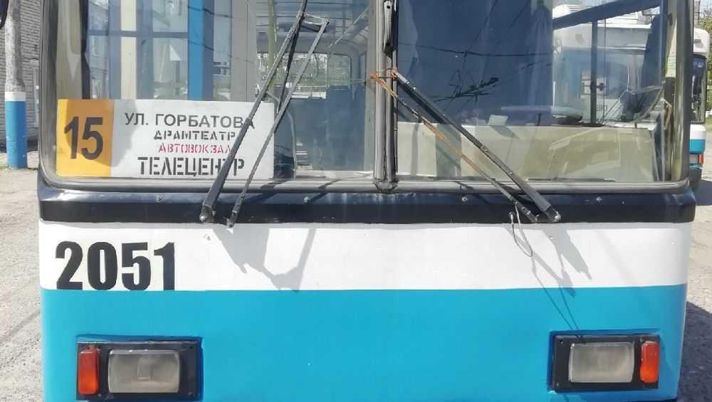 В Брянске с 18 мая троллейбусы № 15 пустят по удлиненному маршруту