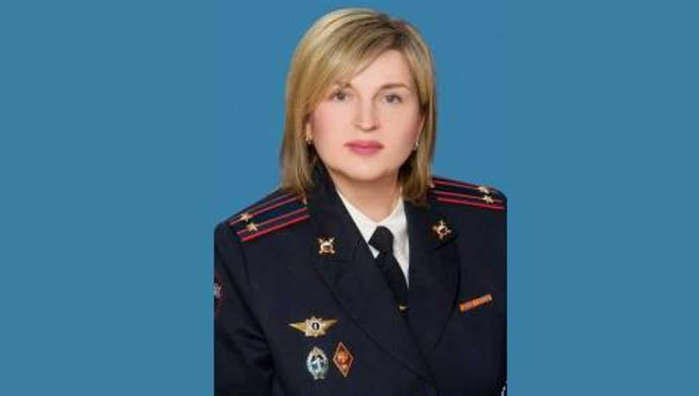 Пресс-службу брянского УМВД возглавила подполковник Жанна Чернявская