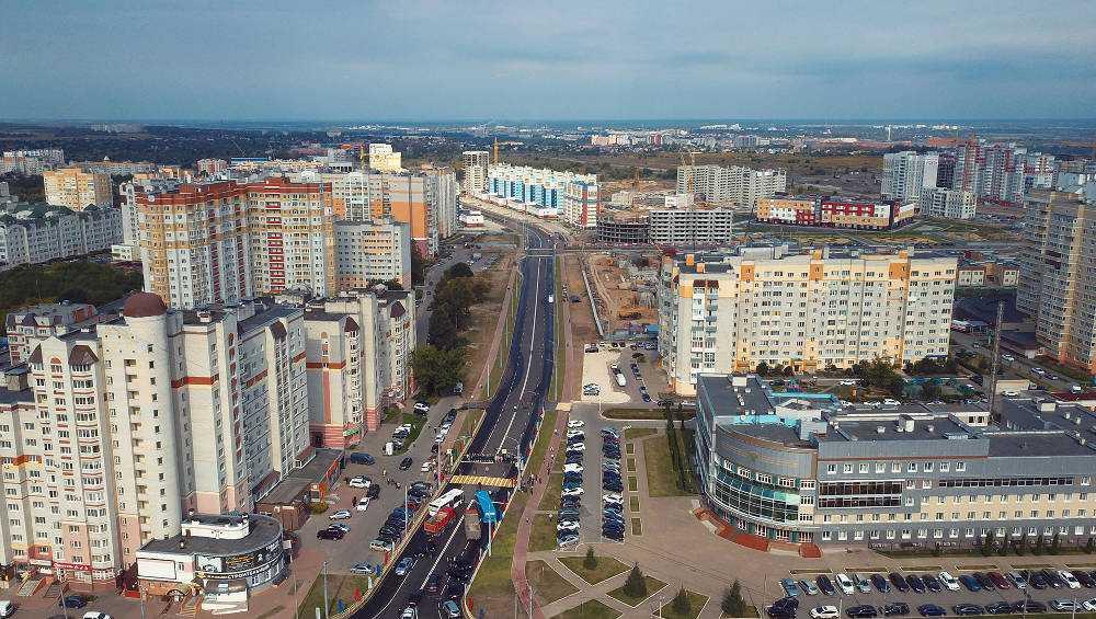 Брянская область вышла в лидеры по строительству жилья в 2021 году