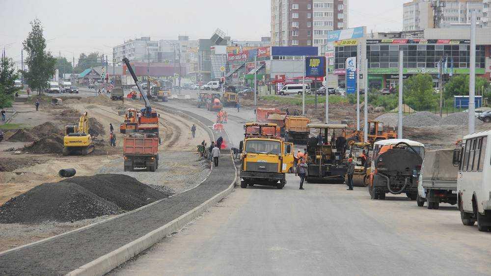 Брянский губернатор Богомаз поставил в пример реконструкцию дороги на улице Объездной