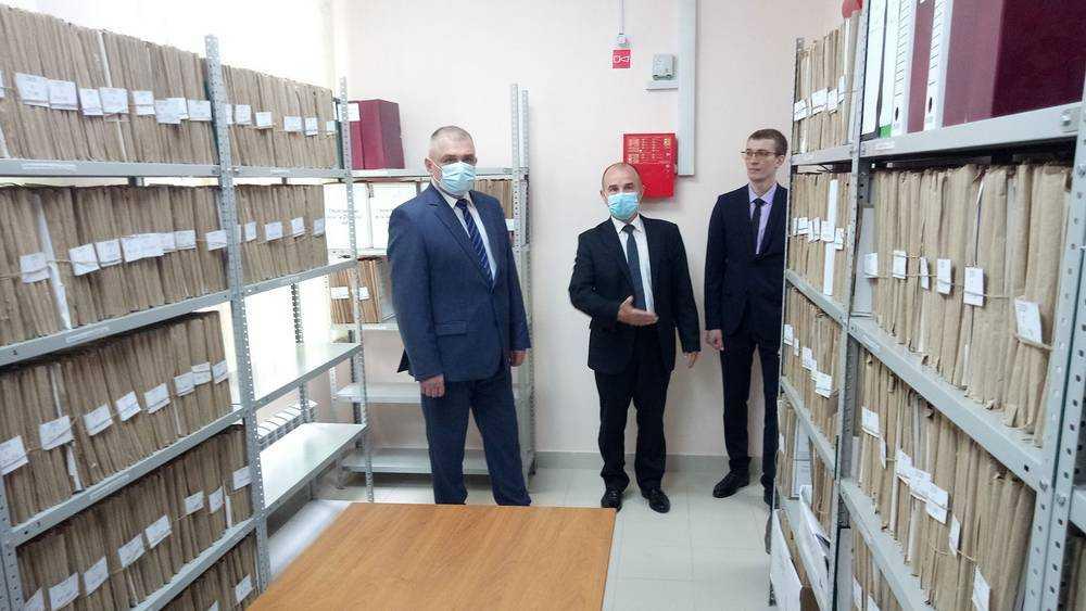 В Брянской области после ремонта открыли мировой судебный участок