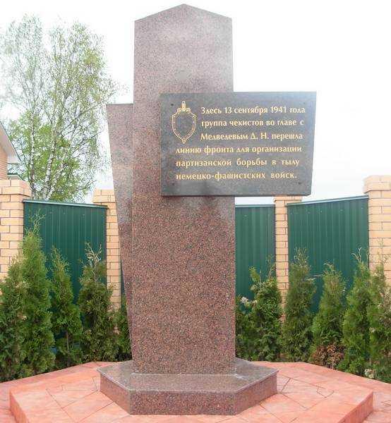 Герой России Постоялко назвал случившееся в брянском селе Белоголовль позором