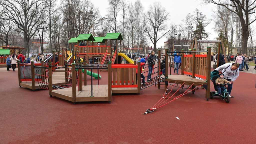 Брянский центр «Мой бизнес» помогает развиваться детской городской среде