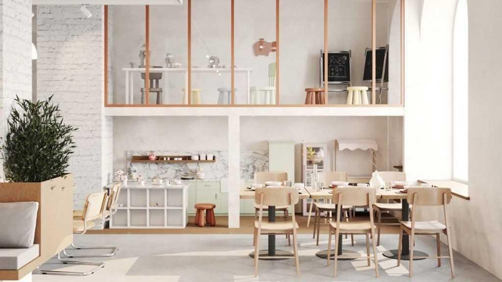 Брянское кафе с антресолями «Роди4и» появится на улице Фокина к концу июня