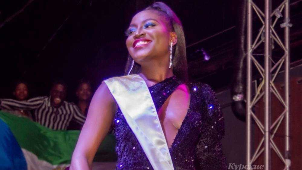 Студентка курского университета победила в конкурсе «Мисс Африка»