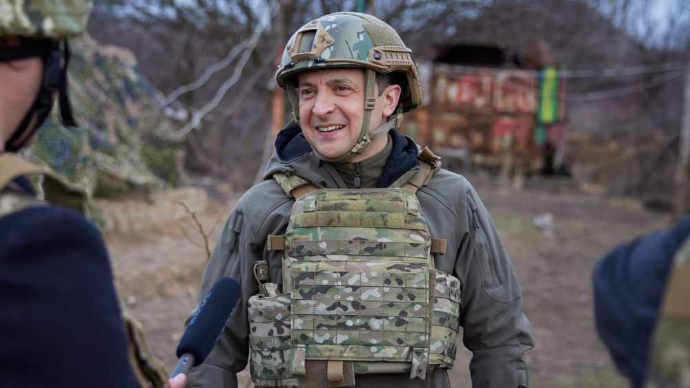 Президент Зеленский выстрелил в россиянку Бакальчук и попал по украинкам