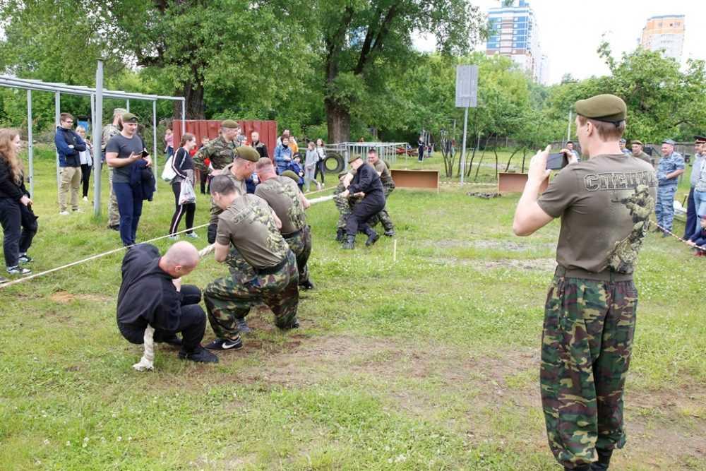 Отдел специального назначения «Торнадо» УФСИН России по Брянской области отметил 30-летие со дня образования
