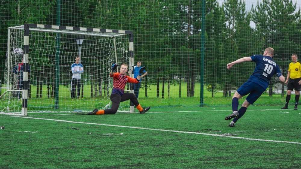 Команда УФСИН России по Брянской области стала четвертой в розыгрыше Кубка ФСИН России по мини-футболу