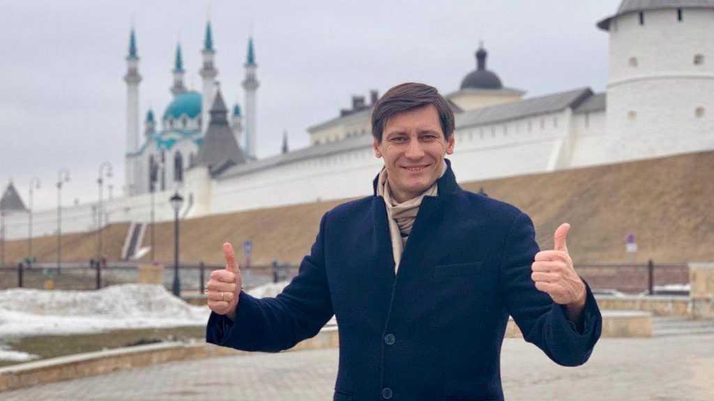 Дмитрий Гудков сбежал на Украину через Брянскую область
