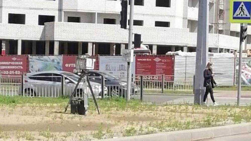 Брянских водителей предупредили о дорожной камере ГИБДД на улице Горбатова