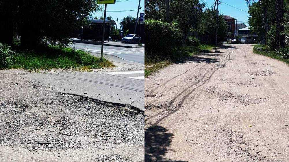 Брянского депутата-единоросса обвинили в срыве обещания отремонтировать дорогу