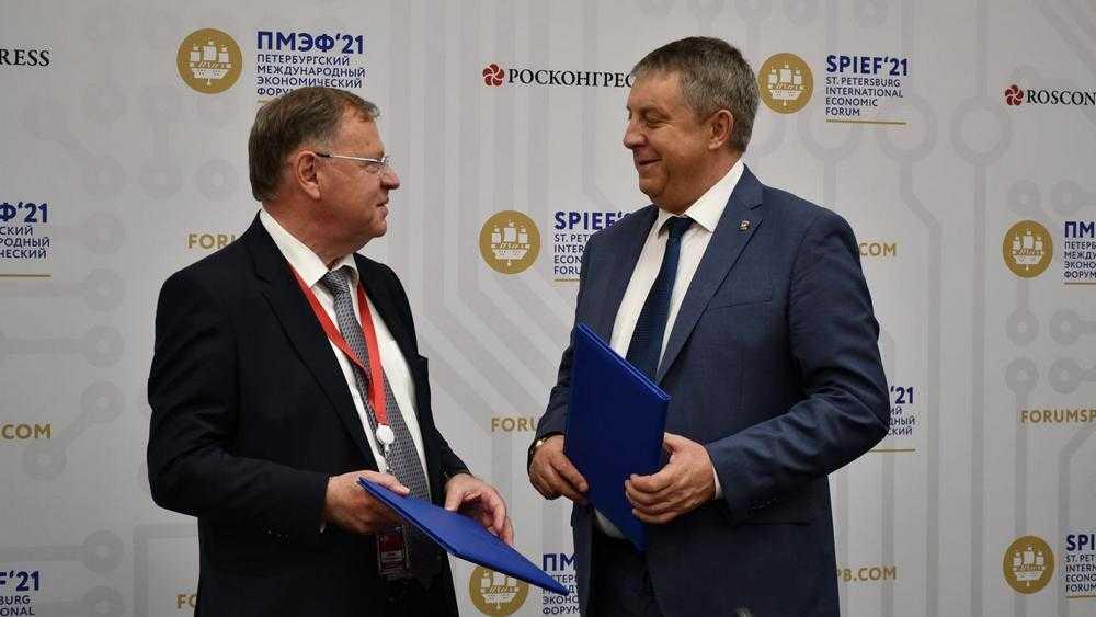 Богомаз подписал с концерном соглашение о развитии Брянского автомобильного завода