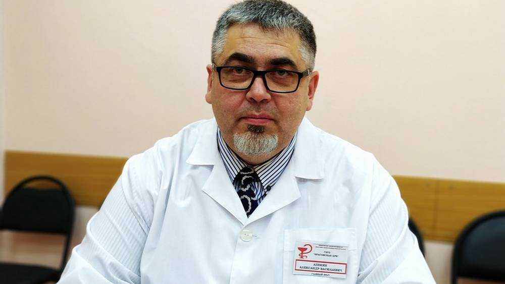 Главврач Брасовской ЦРБ: Ни у кого из привитых от коронавируса не было осложнений