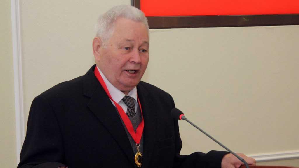 Ушел из жизни бывший проректор Брянского госуниверситета Анатолий Прядехо