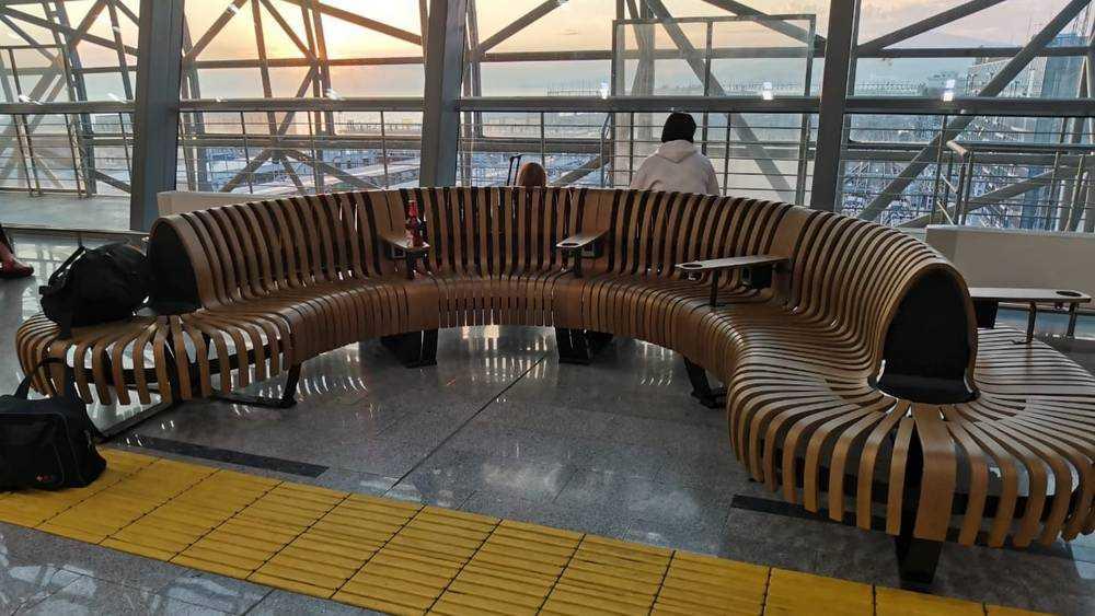 Житель Брянска оценил перемены на вокзале Адлера