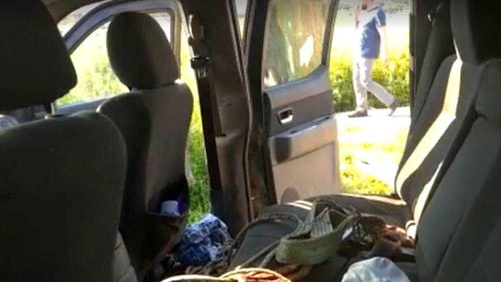 Предпринимателя задержали с телами двоих убитых мужчин в машине