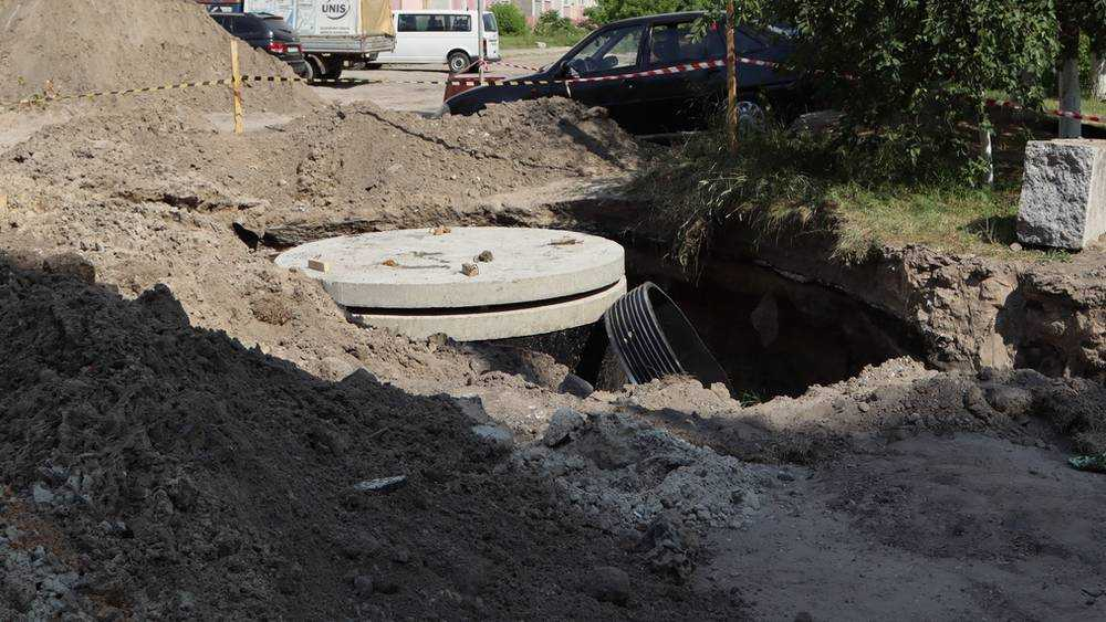 После критики мэра Брянска в Володарском районе ускорили ремонт дорог