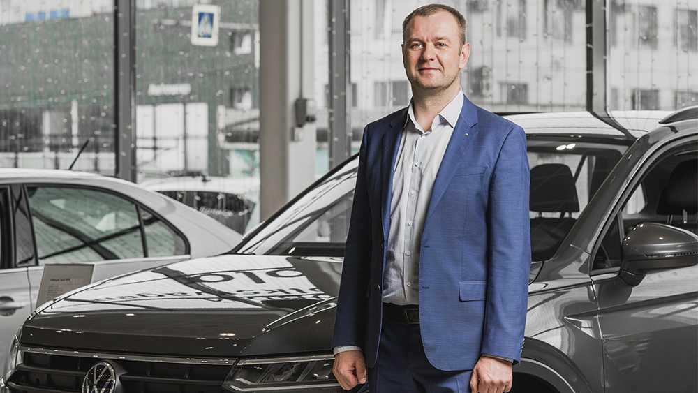 «Фольксваген Центр Брянск» отмечает 10-летие компании