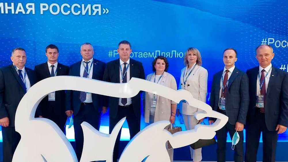 Брянский губернатор Богомаз стал делегатом XX съезда «Единой России»