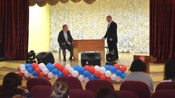 В Брянской воспитательной колонии состоялся литературный час на тему «Мир книг Достоевского»