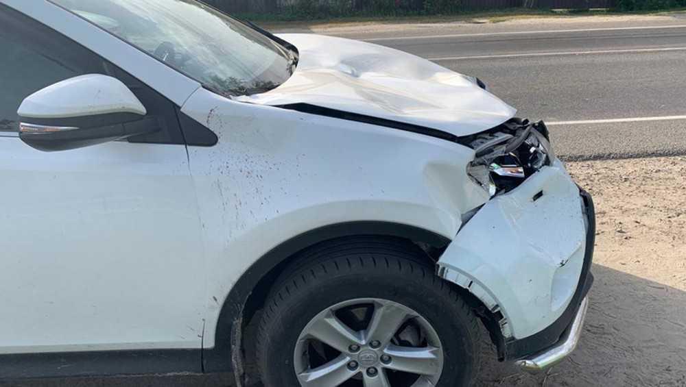 Сбившего двух женщин под Брянском водителя проверят на степень опьянения