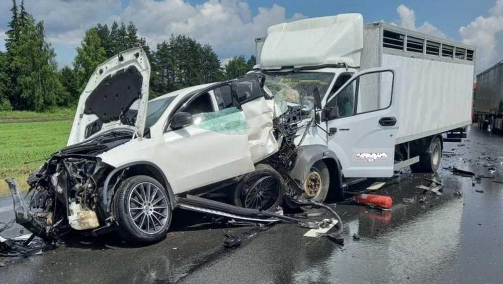 Смертельное ДТП на дороге Брянск – Новозыбков произошло из-за луж