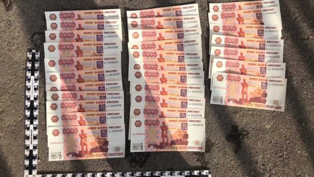 Брянские полицейские задержали сбывавших фальшивые купюры двух женщин