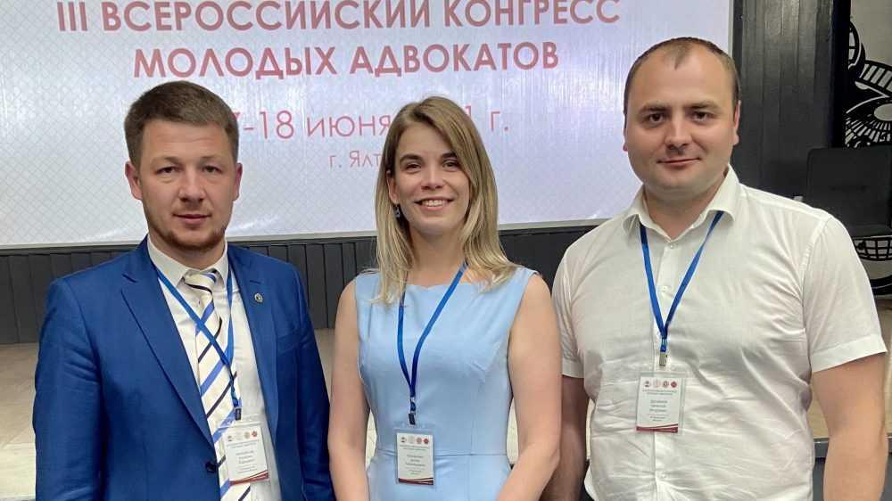 Брянского адвоката Дану Назарову наградили за ясность изложения