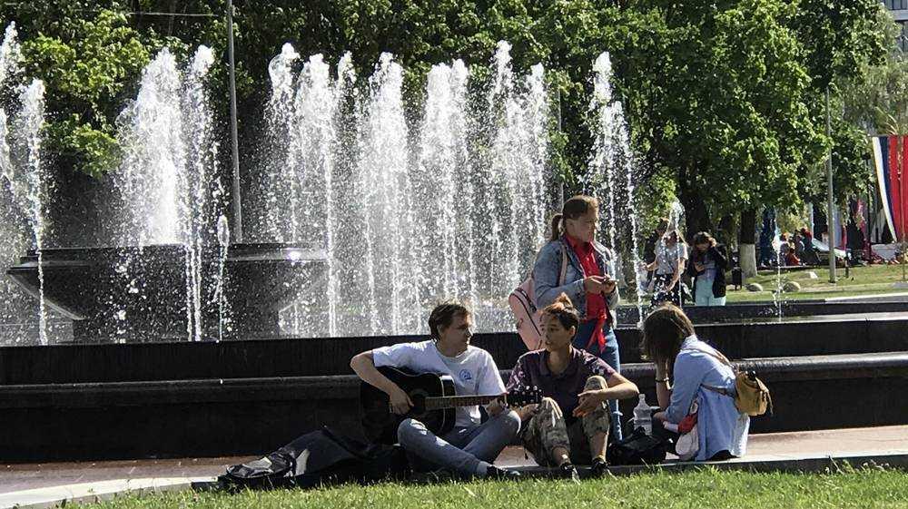 В Брянской области 26 июля пройдут грозы при 31 градусе жары