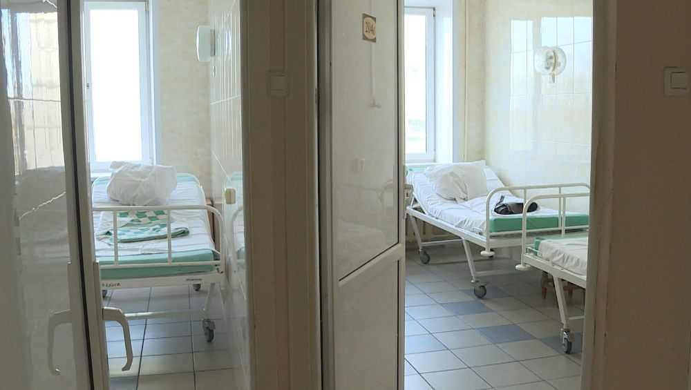 В Брянской области открылся ещё один госпиталь для пациентов с COVID-19