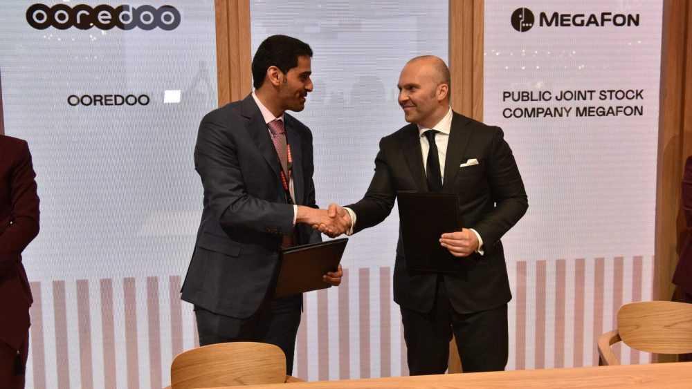 МегаФон передал катарскому Ooredoo бесценный опыт поддержки спортивных мероприятий