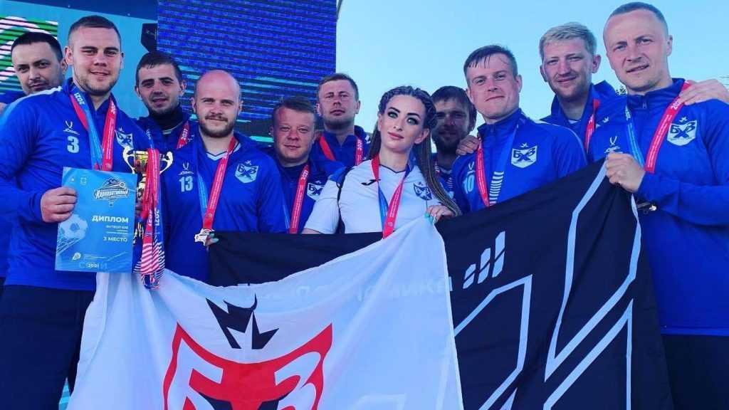 Работники Брянского химзавода стали лидерами на фестивале «Трудовые резервы»