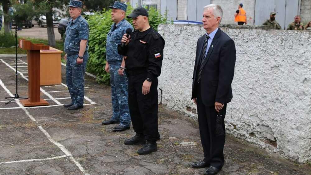 В Брянске состоялись мероприятия в связи с юбилеем