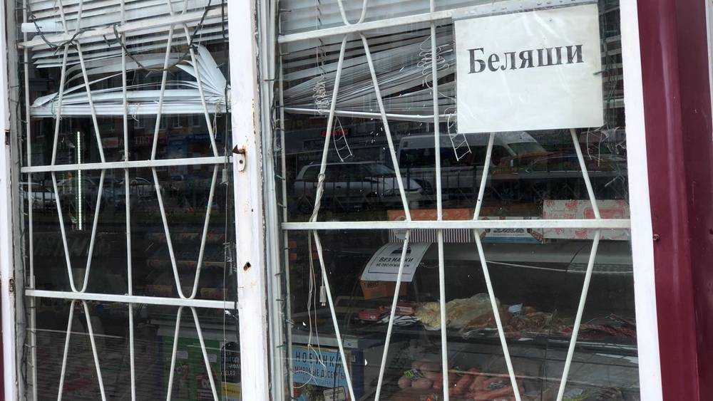 В Брянске крупные торговые центры заглушили торговлю в киосках и лавках